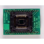 DIL32-PLCC32 ZIF (70-0036), Адаптер