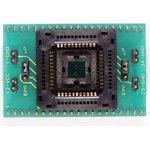 DIL40-PLCC44, ZIF 600mil адаптер