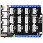 Фото 3/4 Base Shield V2, Модуль расширения для подключения модулей Grove к Arduino UNO и совместимым платам
