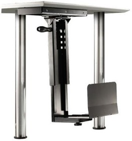 17.03.1130, PC HOLDER WITH ROTATION FUNCTION, SILVER