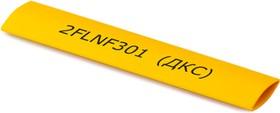 Трубка термоусадочная самозатухающая для термотрансферной печати 25.4/8 бел. (уп.50м) DKC 2FLNF301P254