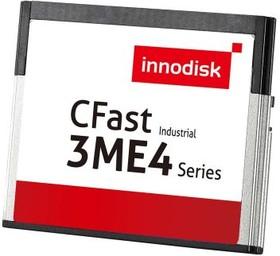 DECFA-64GM41BW1DC, Innodisk 64GB 3ME4 CFast