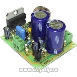 РАДИОКОНСТРУКТОР КИТ NM2042 УНЧ 140 ВТ (TDA7293) - Электронные компоненты и радиодетали...