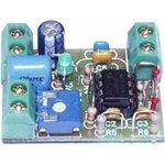 Активный фильтр НЧ для сабвуфера Предлагаемый блок в собранном...