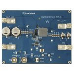 ISL78434EVAL1Z, Evaluation Board, Half-Bridge Driver ...