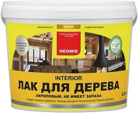 interior /5л/ - акриловый лак для древесины Н -INTER-5