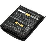 Аккумуляторная батарея (аккумулятор) BTRY-MC55EAB00 для Motorola Symbol MC55 ...