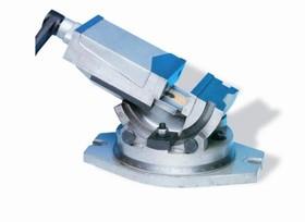 SS-125 откидные тиски с поворотным осн. 25300125