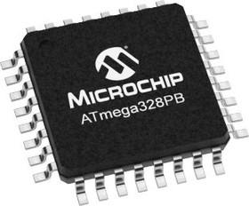 ATMEGA328PB-AU, MCU 8-Bit 32K Flash 20MHz