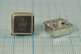 Кварцевый генератор 30кГц 5В, HCMOS/TTL в корпусе HALF=DIL8, гк 30 \\HALF\T/CM\5В\OSCH\SDE