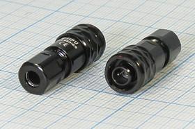Фото 1/2 Штекер герметичный на кабель,два контакта,(ответное гнездо на панель SA612/S2,на кабель SA611/S2),№14963 шт ЦС\ 2P\B 7,8\каб\герм\SA610/P2[м