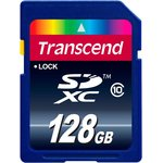 TS128GSDXC10, 128GB SDXC CARD Class10