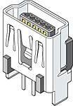 5000750517, OTG USB Mini-B vertical P