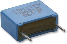 MKP1840422104M, DC Пленочный Конденсатор, 0.22 мкФ, 1 кВ, Metallized PP, ± 5%, Серия MKP1840M