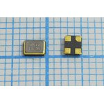 Кварц 13.56МГц в корпусе SMD 3.2x2.5мм, нагрузка 12пФ,13560 \SMD03225C4\12\ 10\ ...