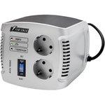 Stabilizer POWERMAN AVS 1000C, step-type regulator, 1000VA / 500W, 150-280V ...