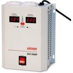 Stabilizer POWERMAN AVS 2000P, step-type regulator, digital indicators of ...