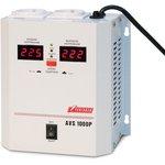 Stabilizer POWERMAN AVS 1000P, step-type regulator, digital indicators of ...