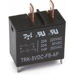TRK-24VDC-FB-AP-R (TRKA- 24VDC-FD-AP-R), Реле 1зам. 24V / 20А, 220VAC (OBSOLETE)