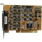 VScom 400I UPCI, 4-портовая плата RS-232/422/485 на шину UPCI