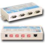 NetCom 413, 4-портовый асинхронный сервер RS-232/422/485 в ...