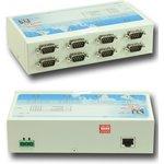 NetCom 811, 8х-портовый асинхронный сервер RS-232 в Ethernet