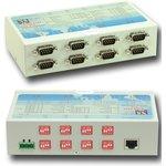 NetCom 813, 8-портовый асинхронный сервер RS-232/422/485 в ...