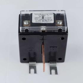 Фото 1/8 Трансформатор тока Т-0.66 200/5А кл. точн. 0.5S 5В.А Кострома ОС0000002202