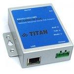 IP-COMi-M PoE, Преобразователь Ethernet в RS-232/422/485 с ...