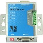 SER-485 Lite, 1-портовый преобразователь RS-232 в ...