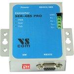 SER-485 PRO, 1-портовый преобразователь RS-232 в RS-422/485 ...