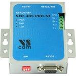 SER-485 PRO-SI, 1-портовый преобразователь RS-232 в ...