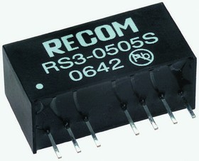 RS3-4805S, regulated DC-DC