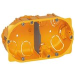 080052, Batibox Коробка установочная 4/5мод 50мм ГИПРОК для вертикального/ ...