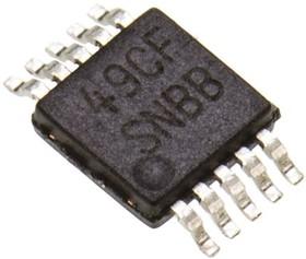 Фото 1/3 LM5069MM-2/NOPB, Контроллер горячей замены, 9В до 80В питание, 12В выход [VSSOP-10]