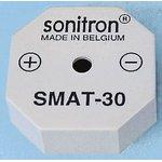 Фото 3/3 SMAT-30-P15, 30 мм, Пьезоизлучатель без генератора