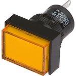 D16PLT1-000CY, Индикатор желтый 28В/40мА