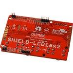 Фото 2/2 SHIELD-LCD16x2, Arduino совместимая плата с LCD16x2 и кнопками