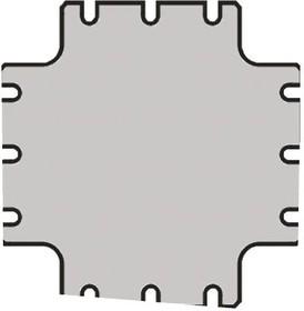 0 356 60, BOX PLATE METAL ATLANTIC