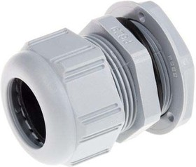 0 980 23, GREY CABLE GLAND RAL IP68