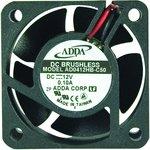 AD0412LB-C50, AXIAL FAN, 40MM, 12VDC, 70mA