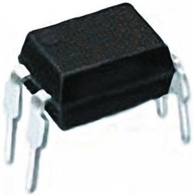 KB815, Optocoupler DC-IN 1-CH Darlington DC-OUT 4-Pin DIP Tube