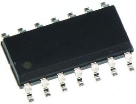 SN65HVD34D, ИС интерфейса RS-422/RS-485 3V Full-Dplx Driver and Receiver, [SOIC-14]