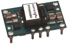 PTH05060WAD, DC/DC POWER SUPPLY SINGLE-OUT 0.8-3.6V