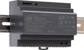 HDR-150-48, Блок питания, 48В,3.2А,153.6Вт