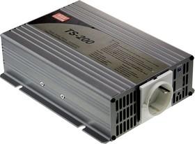 Фото 1/5 TS-200-248B, DC/AC инвертор, 200Вт, вход 48В, выход 230В(преобразователь автомобильный)
