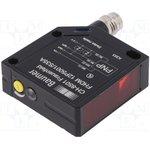 FHDM12P5001/S35A, Датчик оптоэлектронный, Дальность 50мм, NPN, DARK-ON