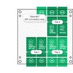 Фото 3/4 TPP2 (TPB2), Плата для модулей Tibbit, размер 2