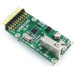 USB3300 USB HS Board, USB высокоскоростное PHY устройство для интерфейса ULPI