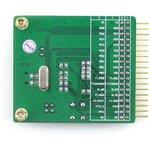 Фото 4/5 CY7C68013A USB Board (mini), Высокоскоростной USB модуль со встроенным 8051 ядром, разъемом USB mini-AB